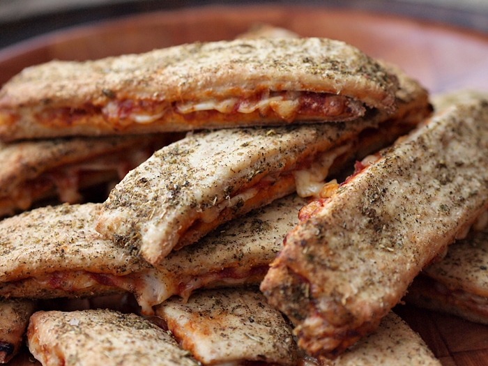 Whole Wheat Pizza Fingers