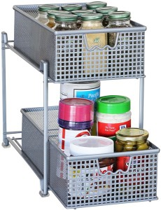 Cabinet Organizer for kitchen