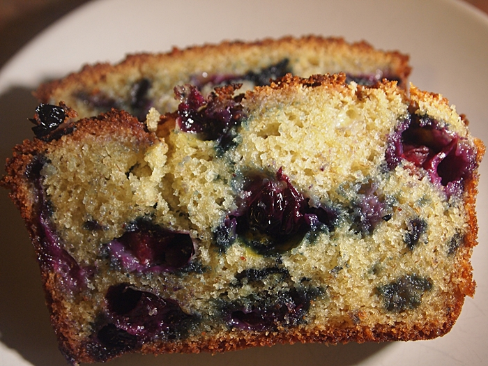 Print Blueberry Banana Cake